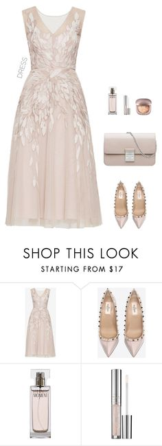 """Untitled #320"" by anaalex ❤ liked on Polyvore featuring BCBGMAXAZRIA, Christian Dior, Calvin Klein, Ciaté and dreamydresses"