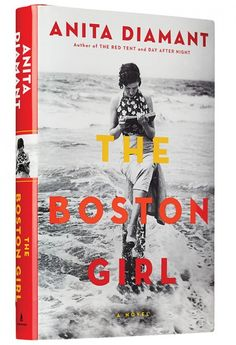 Chatelaine Book Club January 2015 pick of the month: Anita Diamant's The Boston Girl #bookclub