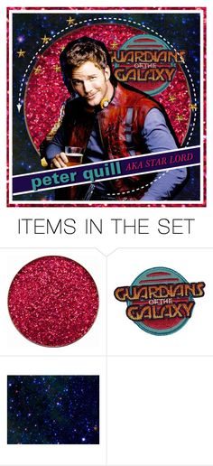 """Peter Quill // Icon"" by evil-laugh ❤ liked on Polyvore featuring art and botmadcbr1"