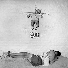 Die Antwoord Photographer Roger Ballen's Best Art Advice | The Creators Project