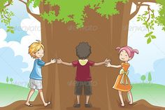 Kids Hugging Tree  #GraphicRiver         A vector illustration of kids hugging a tree showing a concept of loving environment. Vector illustration, zip archive contain eps 10 and high resolution jpeg.                     Created: 27 November 13                    Graphics Files Included:   Vector EPS                   Layered:   No                   Minimum Adobe CS Version:   CS             Tags      boys #cartoon #childhood #children #concept #conceptual #conserve #drawing #ecology…