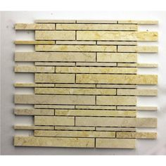 Warm up your room with this attractive and modern glass mosaic tile. Easy color combination for any home. Model vp1003bs Regular $9.9/square feet Sale $5.9/square feet