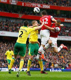 Norwich City v Arsenal - Premier League Preview