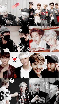 my bias Onew & wrecker Jonghyun forever! ❤️✨my edit wallpaper of JongYu #jongyu #shinee #onew #jonghyun