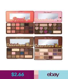 $2.66 - Too Faced Chocolate Bar Bons Semi Sweet Peach Eyeshadow Palette High Quality #ebay #Fashion