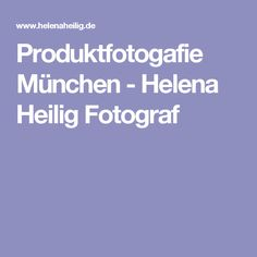 Produktfotogafie München - Helena Heilig Fotograf