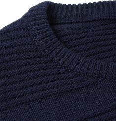Gant RuggerRibbed-Knit Sweater