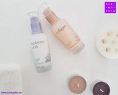 Schenke deiner Haut die extra Portion Feuchtigkeit  und bringe sie zum Strahlen!  *Hyaluronic Acid Moisture Serum* und *Collagen Nutrition Serum* https://www.seemyskin.de/hautpflege/serum/ #seemyskin #itsskin #itsskinofficial #itsskindeutschland #kbeauty #gesichtsserum #serum #antiaging #schönheit #koreanischehautpflege #hyaluronsäure #koreanischekosmetik #beauty #asiatischekosmetik #kollagen #hautpflegeroutine #hautpflege #gesichtspflege #koreanskincare #koreanbeauty #asiatischehautpflege