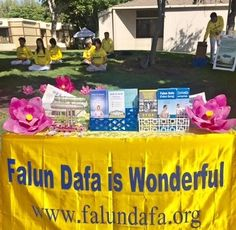 """""""This Is What I Need""""--Recent Falun Gong Events in Europe and the US   Falun Dafa - Minghui.org"""