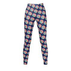 Kristin Farr Magic Prism Dance Pants - Farr Out Leggings Dance Pants, Pajamas, Pajama Pants, Sweatpants, Magic, Leggings, Artists, Club, Button