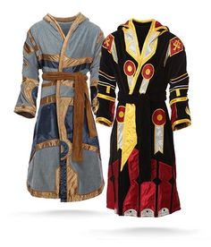 """""""World of Warcraft"""" Robes Of Armor"""