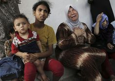 Israel and Hamas agree to 72-hour cease-fire