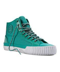 Another great find on #zulily! Galopagos Nylon Center Hi-Top Sneaker - Kids #zulilyfinds