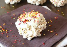 Popcorn Balls | holiday cooking | Pinterest | Dulce De Leche, Popcorn ...