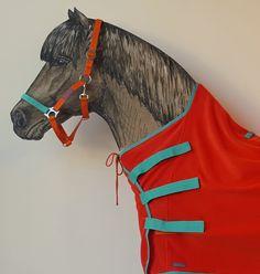 Perfekt sitzender High-Neck-Schnitt. Jedem Pferd seine Farbe, z.B. Abschwitzdecke Farbalarm! Koralle/Aqua. Deine Sportsfreund Abschwitzdecke für Isländer entfaltet ihre Abschwitzfunktion genau da, wo sie am meisten gebraucht wird: an Hals und Brust. Dank der drei Klettlaschen kannst du die hochgeschlossene Pferdedecke ganz einfach jedem Pferd passgenau anziehen. Sie liegt an der Brust doppelt an, hält dicht, schön warm und kann besonders viel Feuchtigkeit nach außen transportieren.
