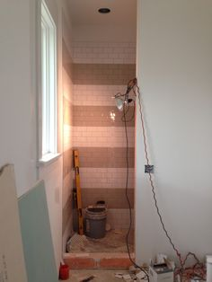 wide tile stripes…very similar layout