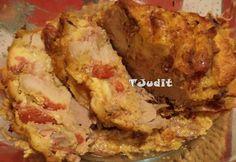 Méteres sertéskaraj ahogy Judyth készíti