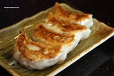 Gyoza, my favorite!