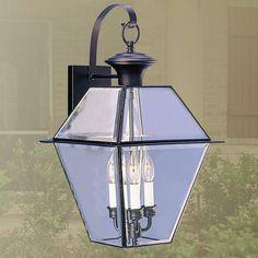 Westover 1 Light Wall Lantern