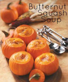 Butternut Squash Soup