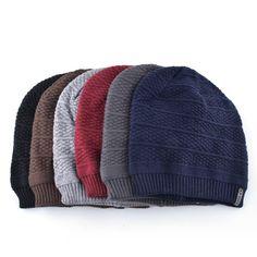Ironworker American Flag Men Women Knitted Hat Winter Warm Fleece Beanie Hat