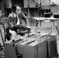 Karlheinz Stockhausen German composer 1928-2007