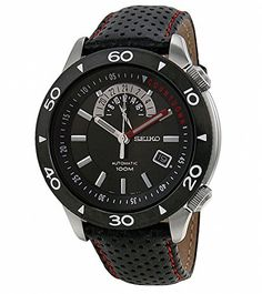 (セイコー) SEIKO Automatic Black Dial Men Watch 自動 黒 ダイヤル メンズウォッチ [並行輸入品] LUXTRIT SEIKO(セイコー) http://www.amazon.co.jp/dp/B0140T5YGG/ref=cm_sw_r_pi_dp_.7BEwb1KNFRHD