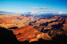 Grand Canyon tips - Overview of Grand Canyon seen from South Rim © Mark Read / Lonely Planet