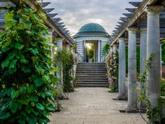 Los jardines secretos de Londres - The Pergola and Hill Garden | Galería de fotos 5 de 14 | Traveler Hyde Park, Natural, Sidewalk, Mansions, World, House Styles, City, Travel, Inspiration