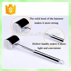 Source steak hammer and stainless steel meat hammer on m.alibaba.com