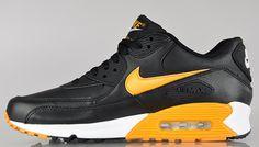 the best attitude e3b55 a692b Nike Air Max 90 Essential - Black   Canyon Gold Nike Scarpe Da Ginnastica,  Nike