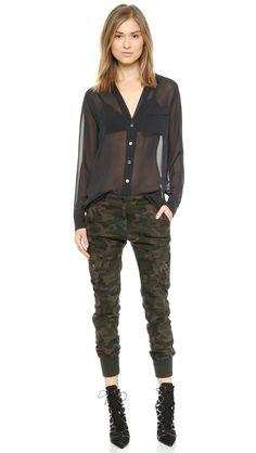 8edf25f98bbe8 James Jeans Boyfriend Cargo in Combat - Shop Now! http   jamesjeans.
