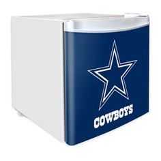 Dallas Cowboys 1.7 Cubic Foot Dorm Size Fridge CAD 494.65 http://www.fansedge.com/Dallas-Cowboys-17-Cubic-Foot-Dorm-Size-Fridge-_140057129_PD.html?social=pinterest_pfid23-54790