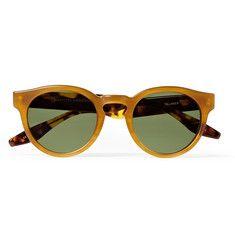 Barton Perreira Dillinger D-Frame Acetate Sunglasses Mr Facchino, Sguardi  Degli Uomini, Sunnies 3b4523b13f88