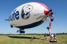 Snoopy ~metlife blimp Metlife Snoopy, Snoopy And Woodstock, Aerial Photography, Peanuts, Dogs, Pet Dogs, Doggies