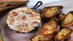 Carla Hall's Creamy Brussels Sprout Dip