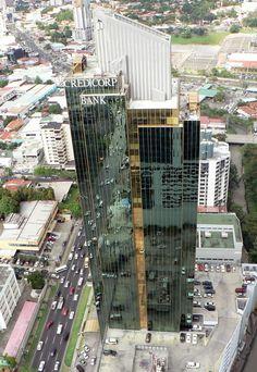 Torre Credicorp, calle 50, ciudad de Panama, Panama