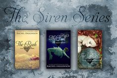Check out this complete series about sirens, gods, and the mystical world they live in. Download the siren series today!! Rush Series, Mystical World, Book Tv, Sirens, Authors, Movie Tv, Live, Reading, Check