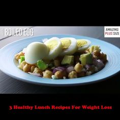 3 Healthy Lunch Recipes For Weight Loss, The Fat Ladies Should Try  #AmazingPlusSize, #PlusSize, #chubby, #chubbygirl, #bigandblunt, #bigandbeautiful, #plussizemodel, #fatgirl, #fullfigured, #plussizelife, #bigbeautifulwomen, #plussizebeauty, #plussizeswimwear, #plusisequa, #makeuphairstyle, #makeup, #hairstyle, #makeuptransformation, #tutorial, #using, #topmakeup, #beauty, #fashion, #Skincare, #loseweight, #Banana, #health, #Water Weight Loss Meals, Makeup Hairstyle, Chubby Girl, Plus Size Beauty, Fat Women, Plus Size Model, Plus Size Swimwear, Boiled Eggs, Full Figured