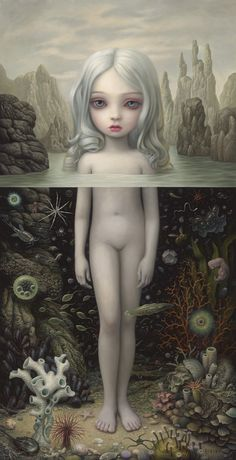 Mark Ryden - Aurora - Mark Ryden y Marion Peck, reyes del surrealismo pop - 20minutos.es