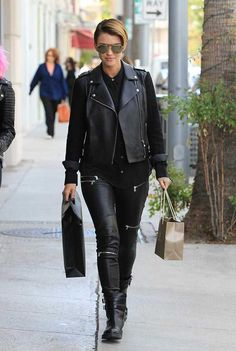 Ruby Rose's Style Evolution - Style File | Fashion, Trends, Beauty Tips & Celebrity Style Magazine | ELLE UK