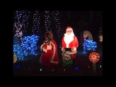 Christmas Lights in St. Charles, MO 2015 featuring The Christmas Dance, Winter Wonderland, Techno Jingle Bells, Techno Amazing Grace, Disco Noel, Cha Cha Slide, & Christmas with a Capital C Also a big THANK Y...