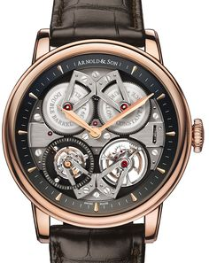 Arnold & Son Constant Force Tourbillon reference 1FCAR.B01A.C112C