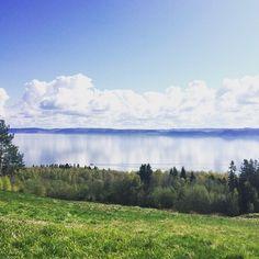 Lake Vättern, Jönköping, Sweden