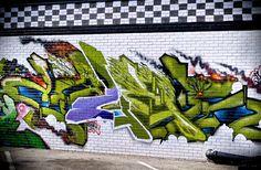 Coler - Houston Graffiti Art