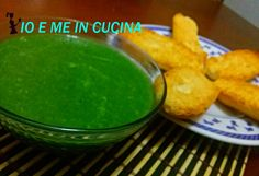 #CREMA O #PUREA DI #SPINACI E #PATATE  http://blog.giallozafferano.it/ioemeincucina/pure-di-patate-e-spinaci/