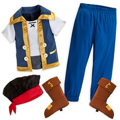 Jake Costume for Boys | Costumes & Costume Accessories | Disney Store