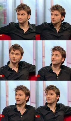 Always repin sexy David Tennant pictures.