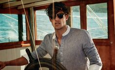 Jordan or Zac Stenmark  for Mr. Porter Shot by Will Davidson with carefully executed styling by Dan May.