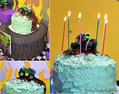 Nestling: Monster Truck Party :: Reveal!